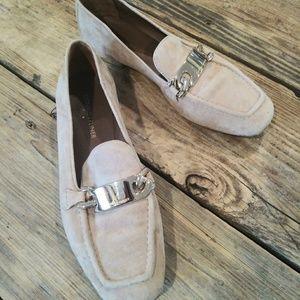 Donald J. Pliner Shoes - Donald J Pliner Hola Chain Buckle Loafers